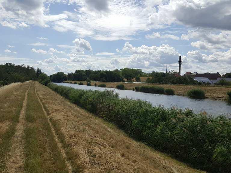 Am Kanal Leipzig