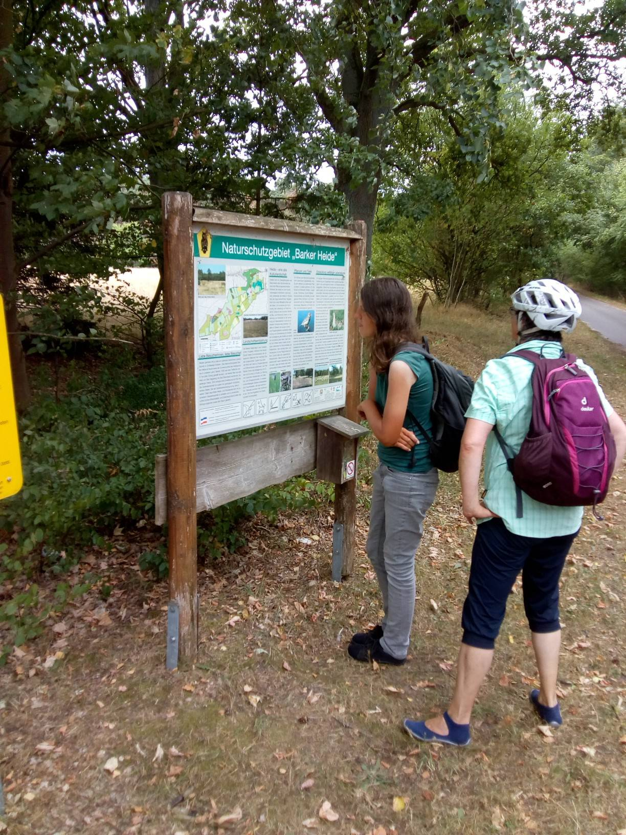 Barker Heide Info