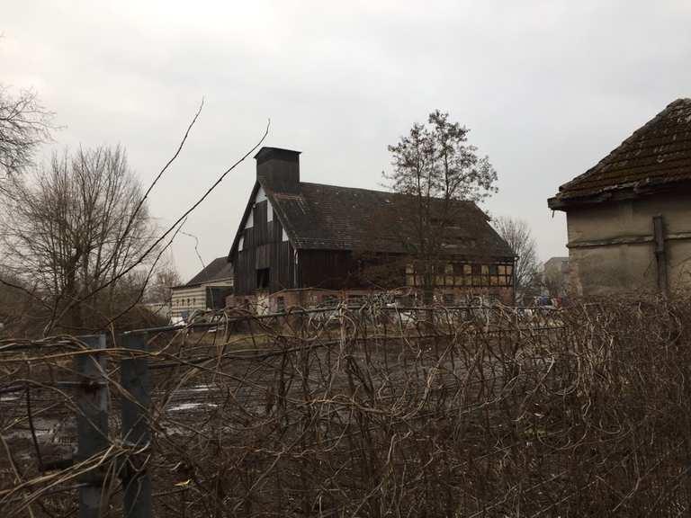 Brandenburg Von Kremmen 252 Ber Germendorf Nach Oranienburg