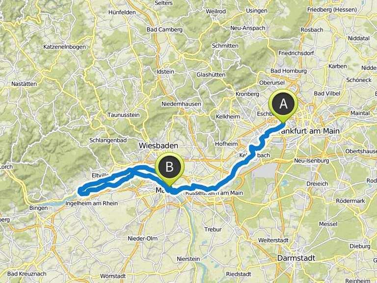 Rhein Main Radweg