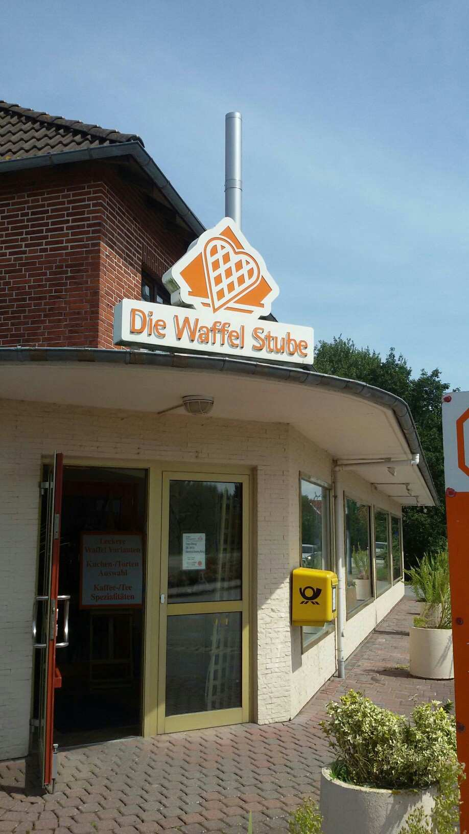 Waffelstube in Tating
