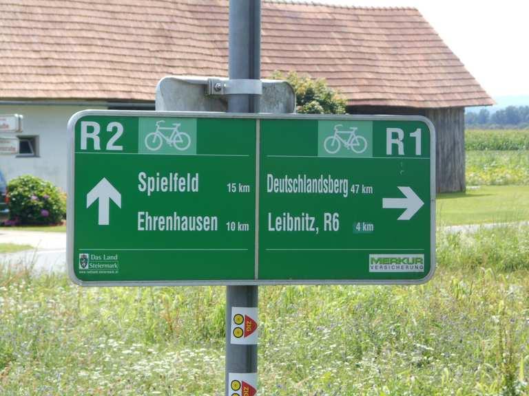 Murradweg Etappe 6 Von Graz Nach Leibnitz Bike Tour Komoot
